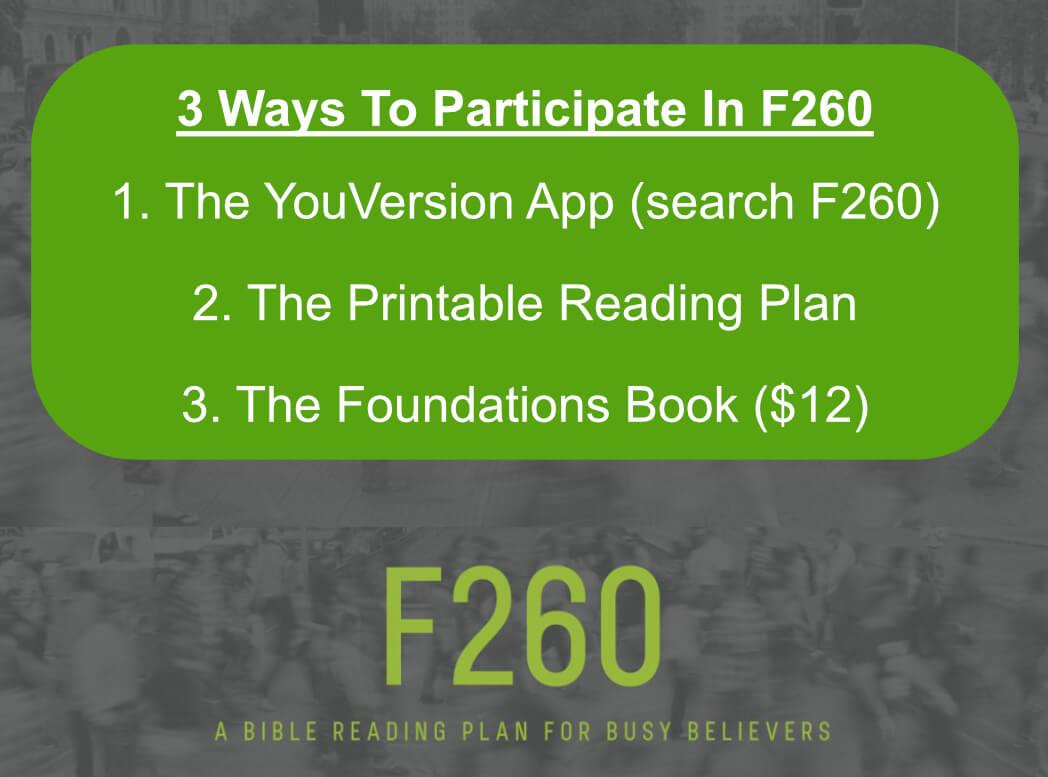 F260 Emerald Coast Fellowship